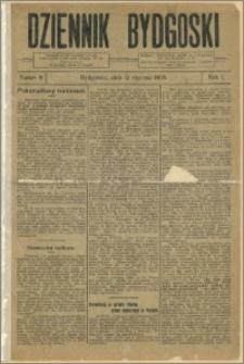 Dziennik Bydgoski, 1908.01.12, R.1, nr 9