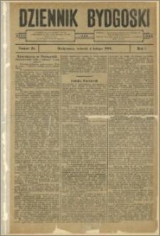 Dziennik Bydgoski, 1908.02.04, R.1, nr 28