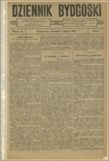 Dziennik Bydgoski, 1908.02.06, R.1, nr 30