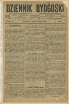 Dziennik Bydgoski, 1908.02.07, R.1, nr 31