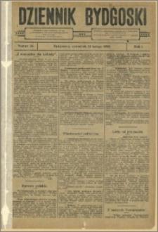 Dziennik Bydgoski, 1908.02.13, R.1, nr 36