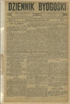 Dziennik Bydgoski, 1908.02.15, R.1, nr 38