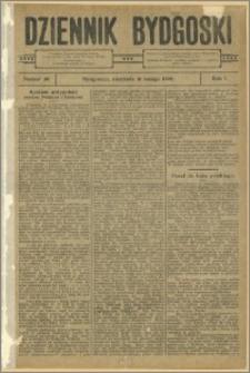 Dziennik Bydgoski, 1908.02.16, R.1, nr 39