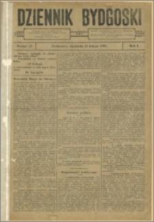 Dziennik Bydgoski, 1908.02.23, R.1, nr 45