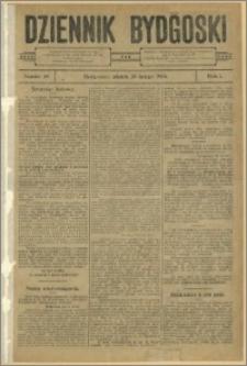 Dziennik Bydgoski, 1908.02.28, R.1, nr 49