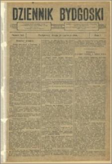 Dziennik Bydgoski, 1908.06.24, R.1, nr 142