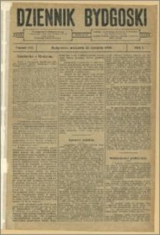 Dziennik Bydgoski, 1908.08.23, R.1, nr 192