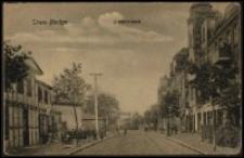 Toruń - Mokre - ulica Kościuszki
