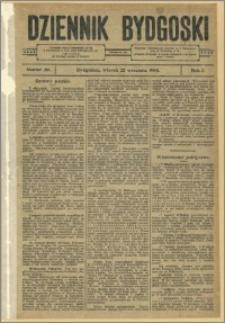 Dziennik Bydgoski, 1908.09.22, R.1, nr 216