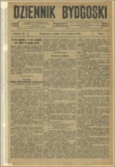 Dziennik Bydgoski, 1908.09.25, R.1, nr 219