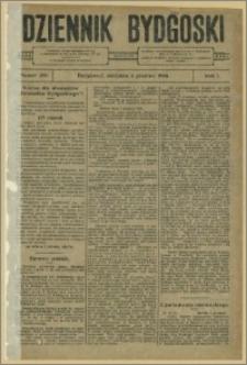 Dziennik Bydgoski, 1908.12.06, R.1, nr 280