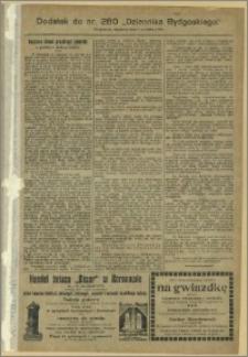 Dziennik Bydgoski, 1908.12.06, R.1, nr 280 Dodatek