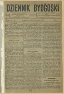 Dziennik Bydgoski, 1908.12.23, R.1, nr 293
