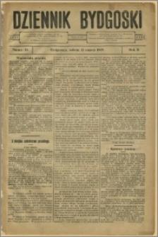 Dziennik Bydgoski, 1909.03.13, R.2, nr 59