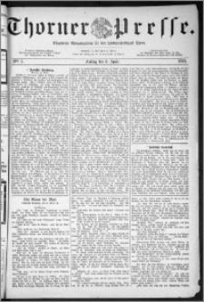 Thorner Presse 1883, Nro. 5