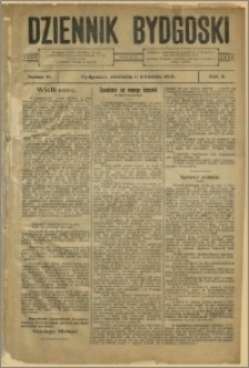Dziennik Bydgoski, 1909.04.11, R.2, nr 81