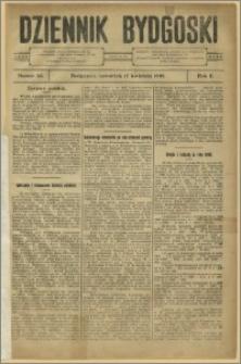 Dziennik Bydgoski, 1909.04.15, R.2, nr 83