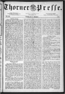 Thorner Presse 1883, Nro. 131