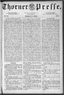Thorner Presse 1883, Nro. 167