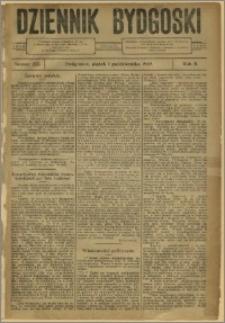 Dziennik Bydgoski, 1909.10.01, R.2, nr 222