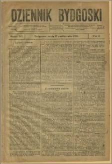 Dziennik Bydgoski, 1909.10.27, R.2, nr 243