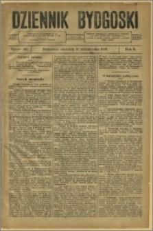 Dziennik Bydgoski, 1909.10.31, R.2, nr 247