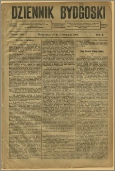Dziennik Bydgoski, 1909.11.03, R.2, nr 248