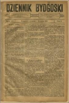 Dziennik Bydgoski, 1909.11.04, R.2, nr 249