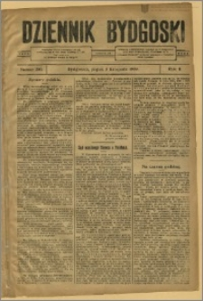 Dziennik Bydgoski, 1909.11.05, R.2, nr 250