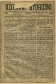 Dziennik Bydgoski, 1909.11.25, R.2, nr 266
