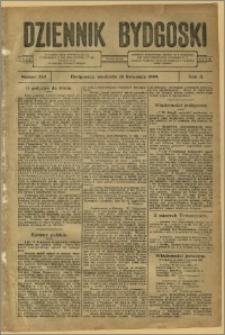 Dziennik Bydgoski, 1909.11.28, R.2, nr 269