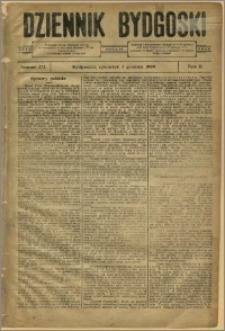 Dziennik Bydgoski, 1909.12.02, R.2, nr 272