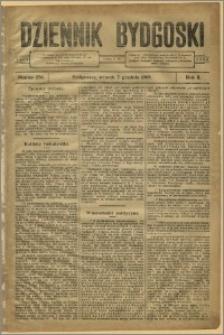 Dziennik Bydgoski, 1909.12.07, R.2, nr 276