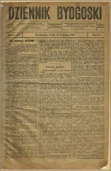 Dziennik Bydgoski, 1909.12.29, R.2, nr 293