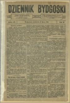 Dziennik Bydgoski, 1910.07.17, R.3, nr 159