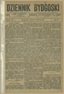 Dziennik Bydgoski, 1910.08.09, R.3, nr 178