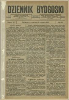 Dziennik Bydgoski, 1910.09.22, R.3, nr 215
