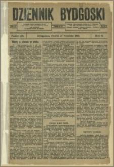 Dziennik Bydgoski, 1910.09.27, R.3, nr 219