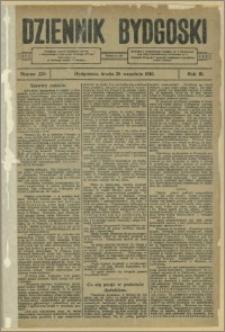 Dziennik Bydgoski, 1910.09.28, R.3, nr 220