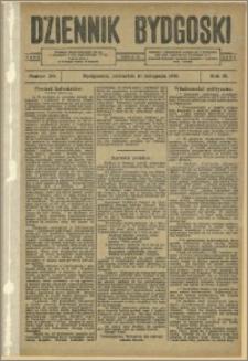 Dziennik Bydgoski, 1910.11.10, R.3, nr 256