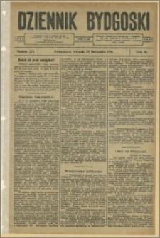 Dziennik Bydgoski, 1910.11.29, R.3, nr 271