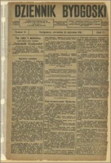 Dziennik Bydgoski, 1911.01.26, R.4, nr 21