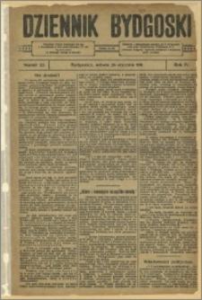 Dziennik Bydgoski, 1911.01.28, R.4, nr 23