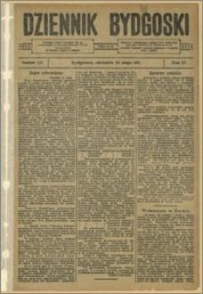Dziennik Bydgoski, 1911.05.28, R.4, nr 121