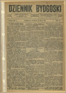 Dziennik Bydgoski, 1911.07.23, R.4, nr 166