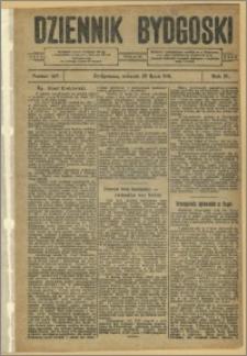 Dziennik Bydgoski, 1911.07.25, R.4, nr 167