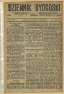 Dziennik Bydgoski, 1911.08.03, R.4, nr 175