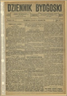 Dziennik Bydgoski, 1911.08.16, R.4, nr 186
