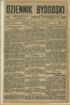 Dziennik Bydgoski, 1911.09.10, R.4, nr 208