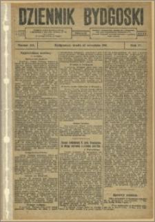 Dziennik Bydgoski, 1911.09.13, R.4, nr 210
